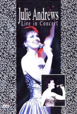 Julie Andrews Live In Concert 쥴리 앤드류