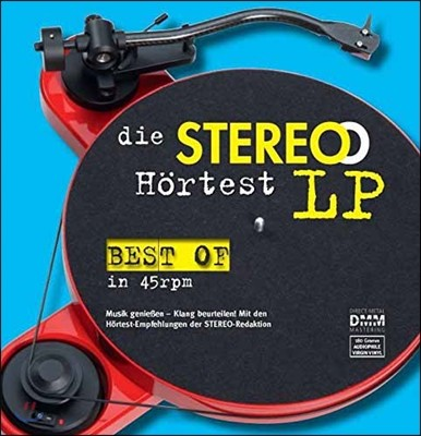 Die Stereo Hortest LP Best Of In 45rpm [2LP]