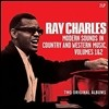 Ray Charles (���� ��) - Modern Sounds In Country And Western Music Vol.1&2 [2LP]