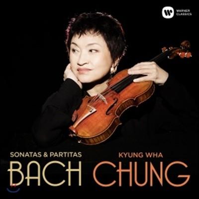 정경화 - 바흐: 무반주 바이올린을 위한 소나타와 파르티타 전곡집 (Bach: Sonatas & Partitas for Solo Violin, BWV1001-1006)