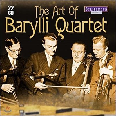 아트 오브 바릴리 사중주단 - 베토벤 / 모차르트 / 드보르작 / 브람스 (The Art of Barylli Quartet)