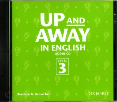 Up & Away in English 3 : CD