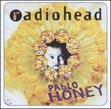 Radiohead (라디오헤드) - Pablo Honey [LP]