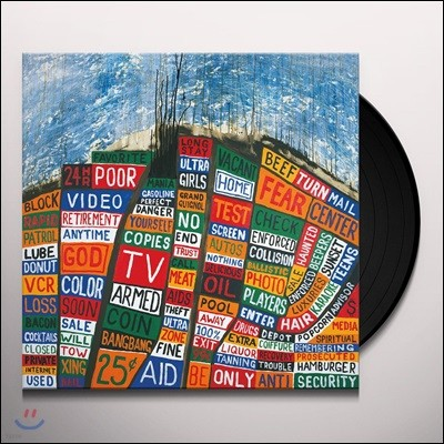 Radiohead (라디오헤드) - Hail To The Thief [2LP]