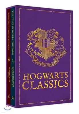 The Hogwarts Classics Box Set 호그와트 클래식 2종 박스 세트 (영국판)