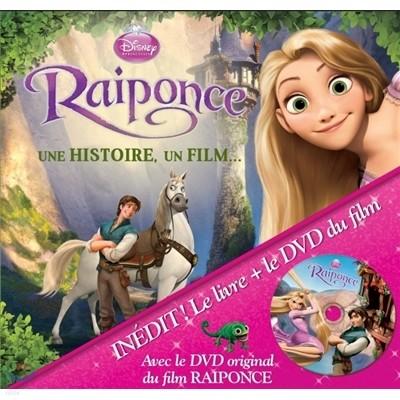 Raiponce 라푼젤 프랑스판 (+DVD PAL)