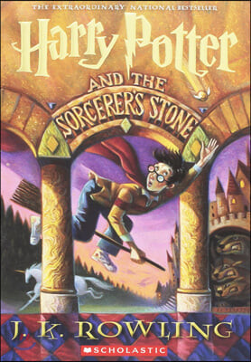 Harry Potter and the Sorcerer's Stone : Book 1