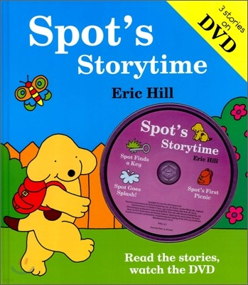 Spot's Storytime (Book & DVD)
