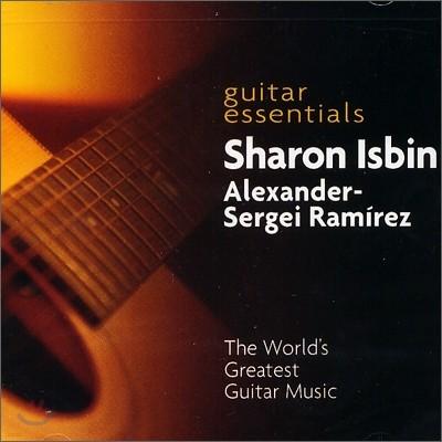 Guitar Essentials - 사론 이즈빈 & 알렉산더-세르게이 라미레즈