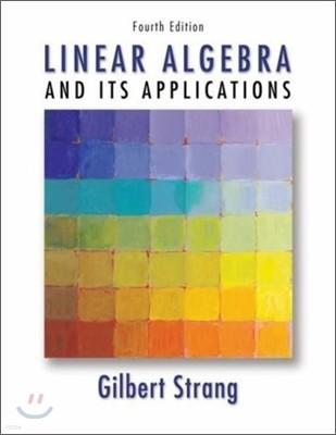 [Strang]Linear Algebra and Its Applications 4/E