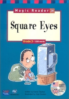 Magic Reader 28 Square Eyes