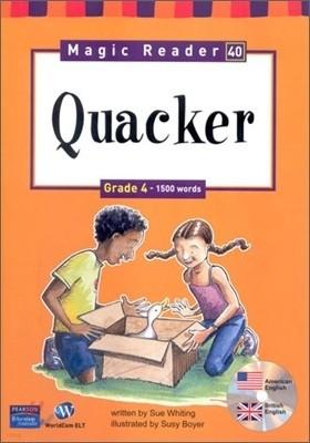 Magic Reader 40 Quacker
