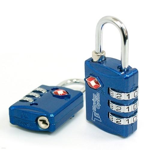 TE-7026 3다이얼 TSA열쇠