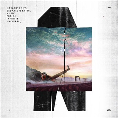 65daysofstatic - No Man's Sky (노 맨즈 스카이) (Music For An Infinite Universe)(Game Soundtrack)(Digipack)(2CD)