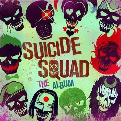 ������̵� ������ ��ȭ���� (Suicide Squad : The Album OST)