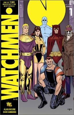 왓치맨 (Watchmen) 1