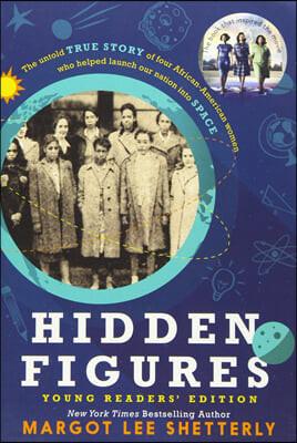 Hidden Figures Young Readers' Edition 히든 피겨스