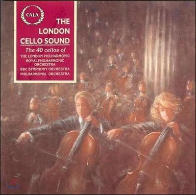 런던 첼로 사운드 - 생상스 / 라흐마니노프 / 카잘스 / 번스타인 외 (The London Cello Sound)