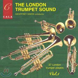 The London Trumpet Sound Vol.1