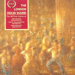 The London Violin Sound
