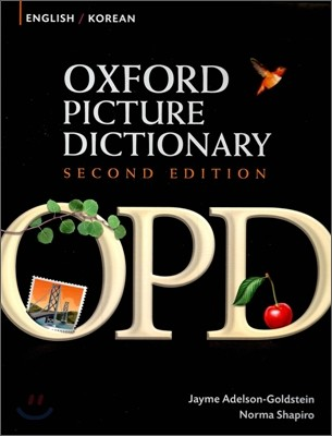 Oxford Picture Dictionary : English/Korean, 2/E