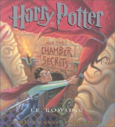 Harry Potter and the Chamber of Secrets : Audio CD