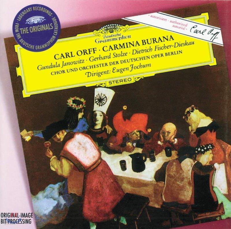 Eugen Jochum 카를 오르프: 카르미나 부라나 (Carl Orff: Carmina Burana)