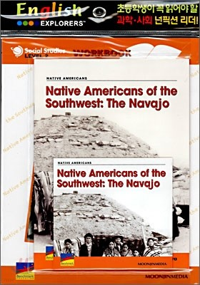 English Explorers Social Studies Level 2-03 : Native American of the Southwest : The Navajo (Book+CD+Workbook)
