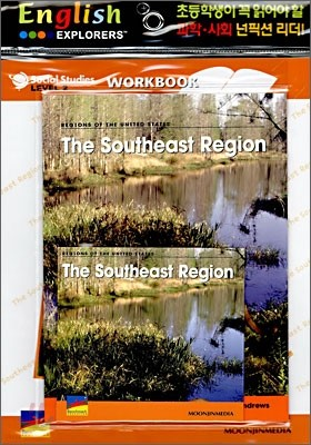 English Explorers Social Studies Level 2-06 : The Southeast Region (Book+CD+Workbook)