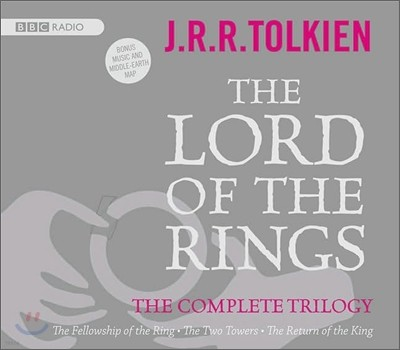 The Lord of the Rings : The Complete Trilogy (Audio CD)