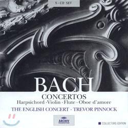 Trevor Pinnock 바흐: 협주곡집 (Bach: Concertos)