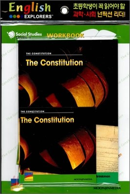 English Explorers Social Studies Level 3-07 : The Constitution (Book+CD+Workbook)