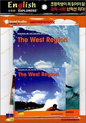 English Explorers Social Studies Level 4-06 : The West Region (Book+CD+Workbook)