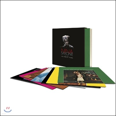 Nina Simone (니나 시몬) - The Philips Years (필립스 레코딩) [Back To Black Series 7LP]
