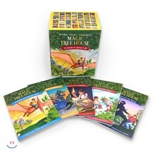 Magic Tree House Library : Books 1-28 Box Set