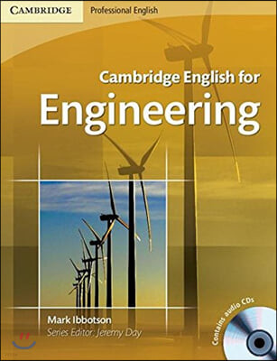 Cambridge English for Engineering : Student's Book with CD