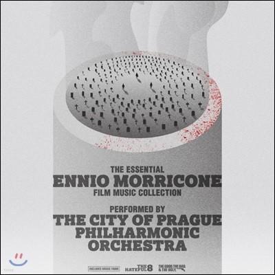 엔니오 모리코네 영화음악 베스트 콜렉션 (The Essential Ennio Morricone Film Music Collection OST - Performed by City Of Prague Philharmonic Orchestra)