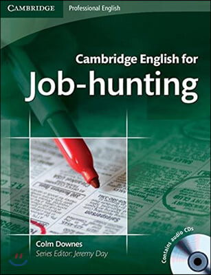 Cambridge English for Job-hunting : Student's Book with CD