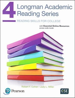 Longman Academic Reading Series 4 with Essential Online Resources