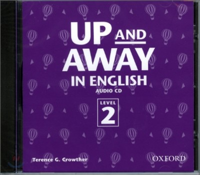 Up & Away in English 2 : CD