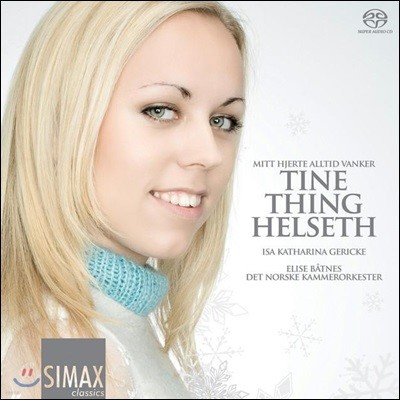 Tine Thing Helseth 티네 팅 헬세트 트럼펫 연주집 (My Heart is Ever Present)