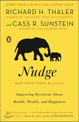 [예약판매] Nudge (미국판)