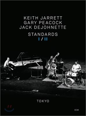 Keith Jarrett Trio - Standards I & II Tokyo (1985 & 1986)