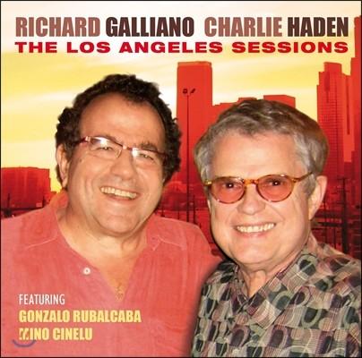 Richard Galliano / Charlie Haden - The Los Angeles Sessions 리처드 갈리아노, 찰리 헤이든