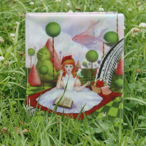 건망증 Album(Girl & Apple)(4*6사이즈)