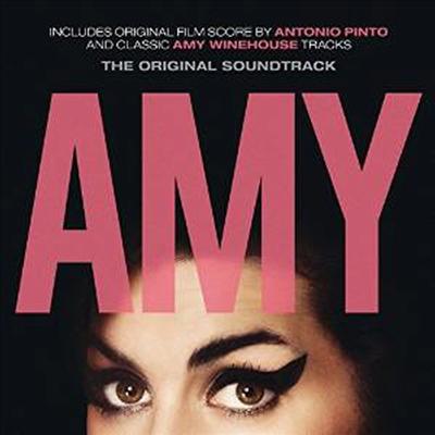 O.S.T. - Amy (에이미)(By Amy Winehouse, Antonio Pinto)