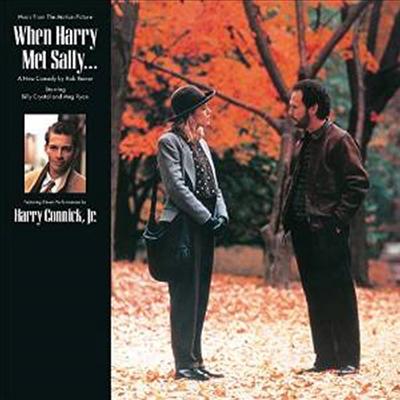 O.S.T. - When Harry Met Sally (해리가 샐리를 만났을 때) (180g Audiophile Vinyl LP)(Soundtrack)
