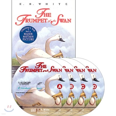 The Trumpet of The Swan (Book+CD)
