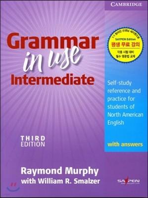 Grammar In Use Intermediate with Answers, 3/E (세이펜 버전)