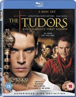 튜더스 - 천년의 스캔들 시즌 1 (The Tudors Season 1) : 3Disc : 블루레이